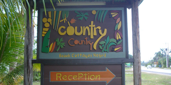 Country Country Resort - Negril Jamaica